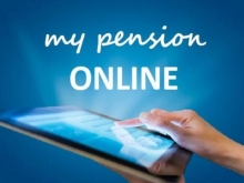 my pension ONLINE